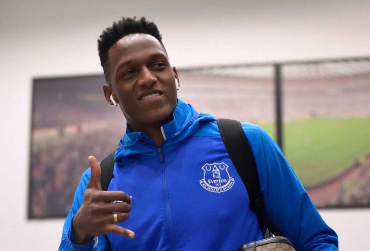 Yerry Mina - Everton 2019