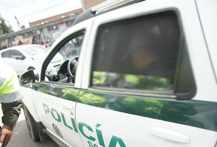 Policía de Soacha