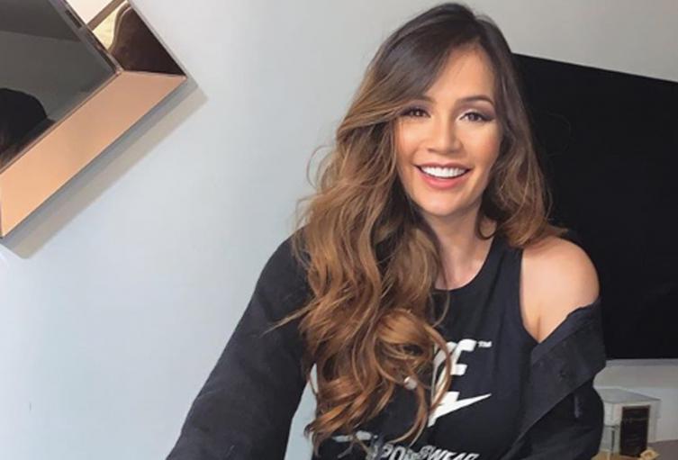 Lina Tejeiro se ha convertido en una de las sex symbol del país.