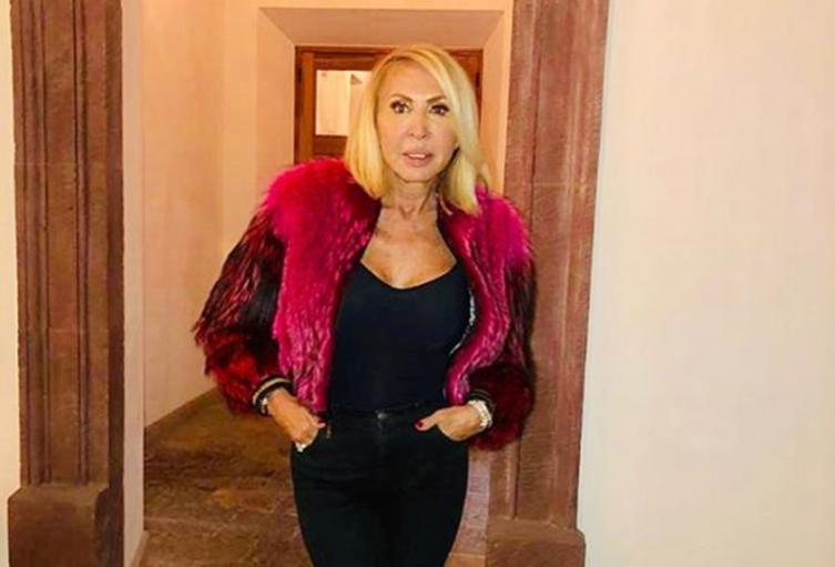 La presentadora peruana tuvo que desmentir rumores de su muerte que fueron difundidos en redes sociales.