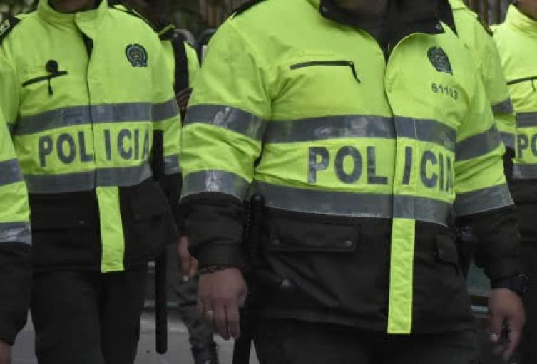 Uniformados de la Policía Nacional