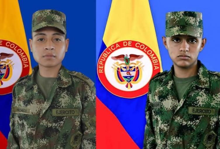 Soldados muertos en Caquetá
