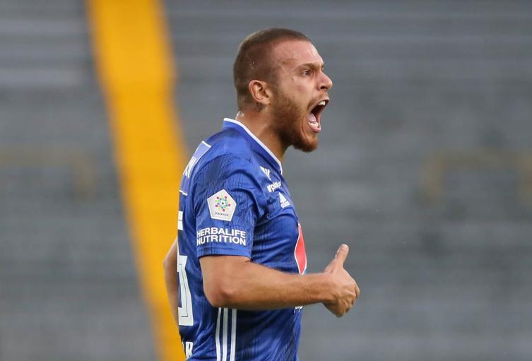 Felipe Jaramillo, Millonarios, Liga Águila, 2019