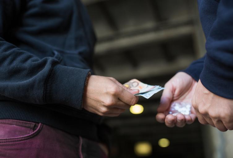 Vendedor de drogas