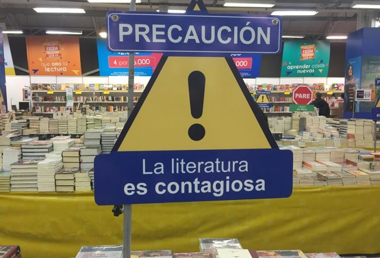 Libros en la Filbo-2019: La literatura es contagiosa