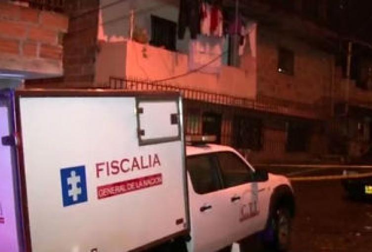 Asesinan a un hombre en Medellín