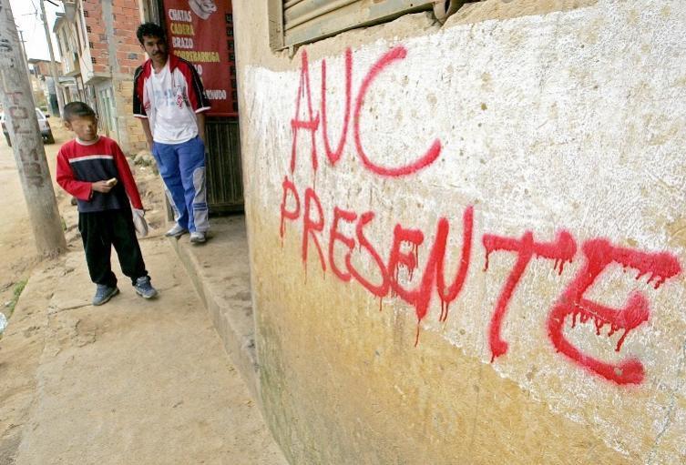 Algunas localidades de Boogtá han sido afectadas por grupos ilegales