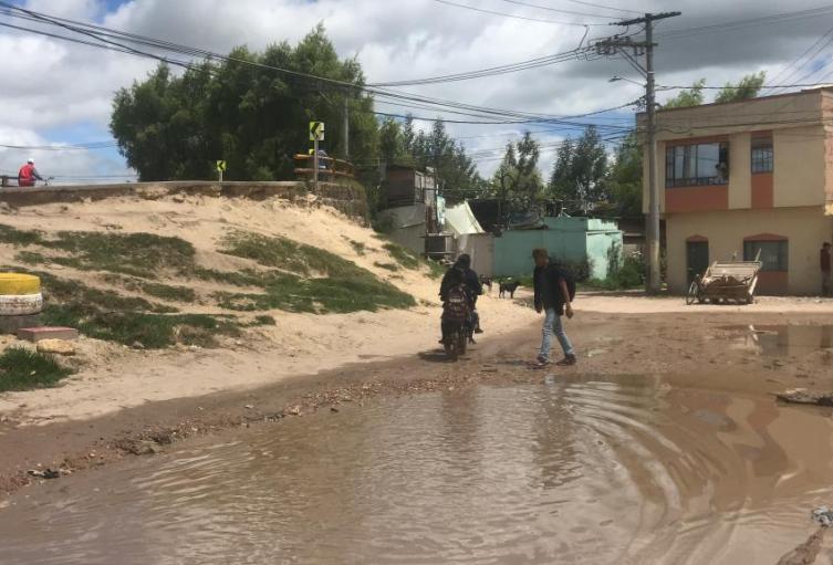 Inundaciones en Bosa