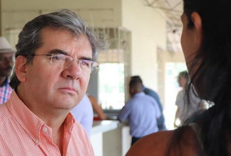 Germán Varón Cotrino, senador de Cambio Radical