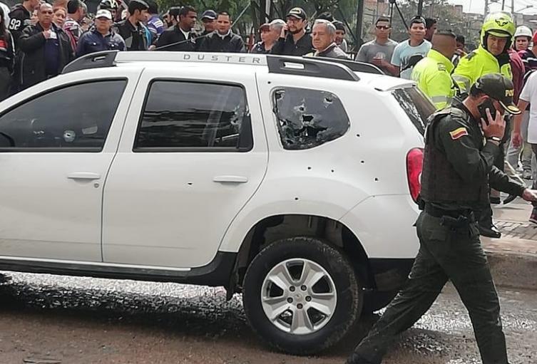 Balacera en Ciudad Bolívar