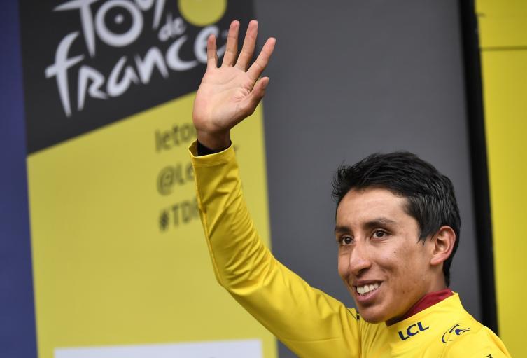 Campeón del Tour de Francia