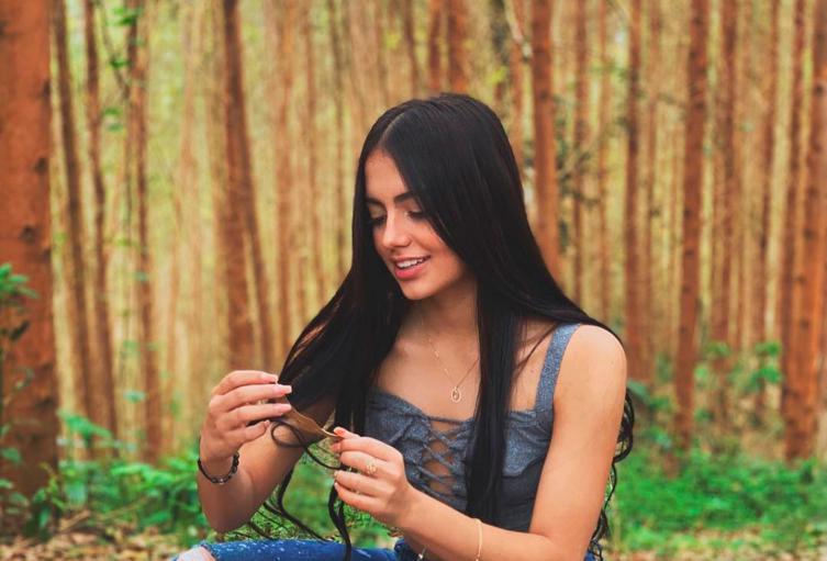 Luisa Castro es la novia de 'La Liendra'