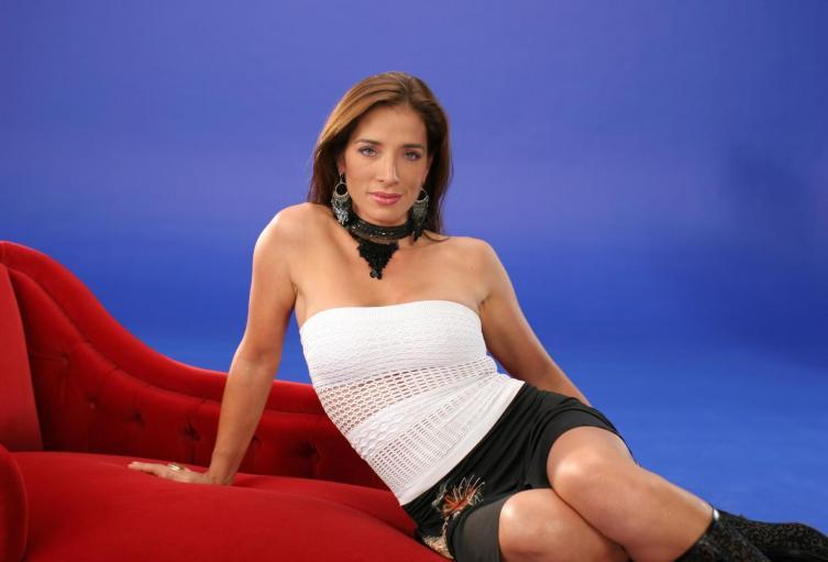 La actriz Luly Bossa.