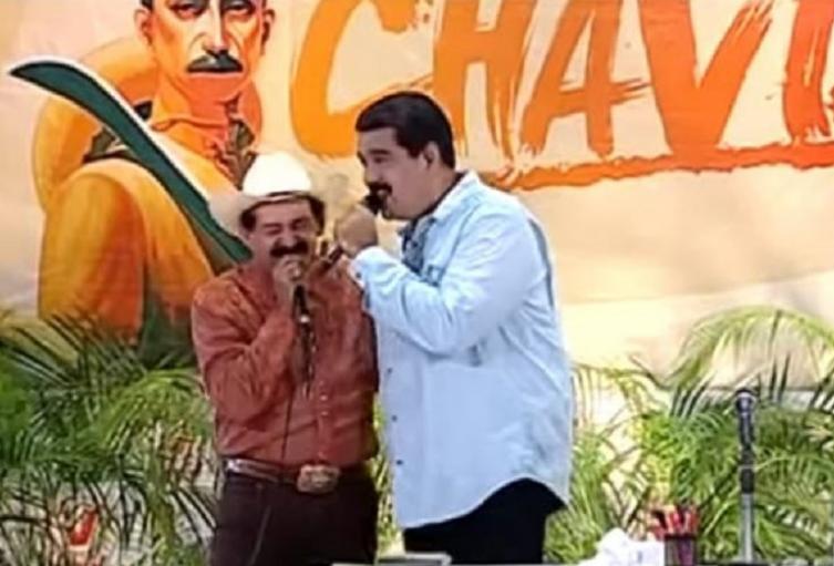 Maduro y Armando