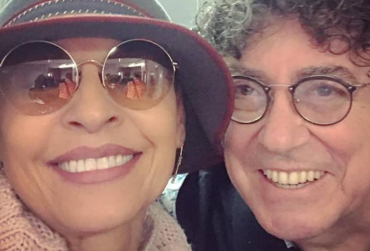 Amparo Grisales y Piero fueron novios