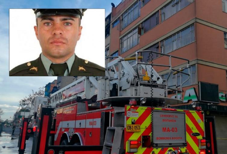 Asesinato patrullero Óscar Leonardo Guevara