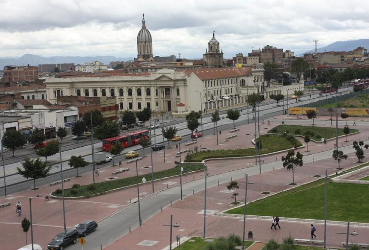 Localidad Los Mártires