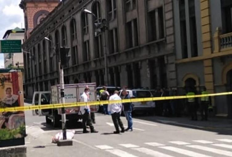Crimen en Medellín