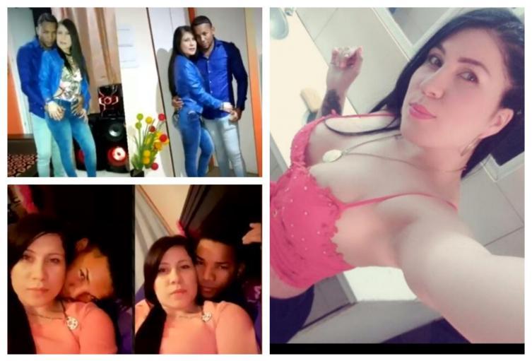 Leidy Saavedra, colombiana asesinada en Chile