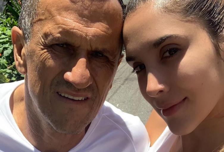 Daniela Ospina recuerda la lucha de su padre contra el cáncer