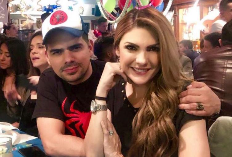 Ana Karina Soto y Alejandro Aguilar
