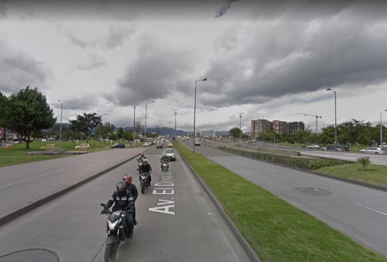 Avenida El Dorado con Boyacá