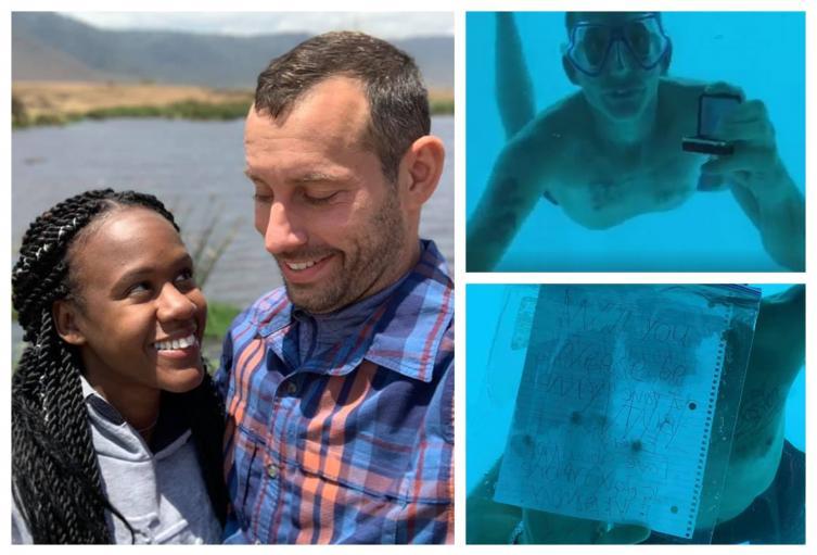 Hombre murió ahogado cuando pedía matrimonio a su novia