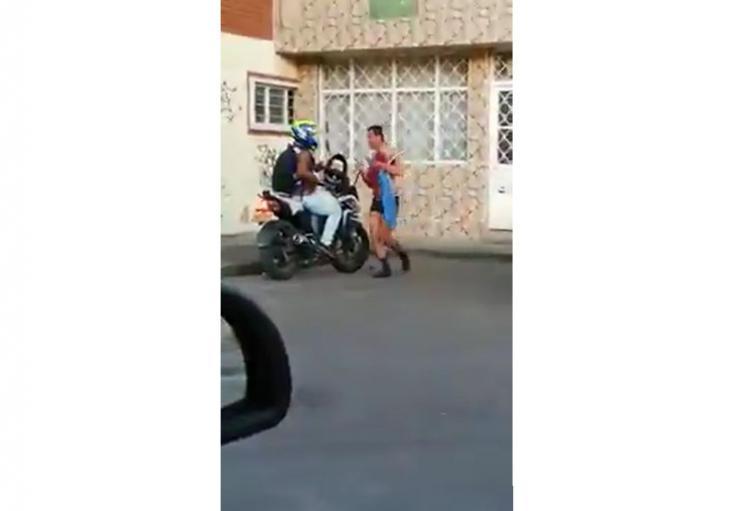 Taxista reveló situación de 'Picap'