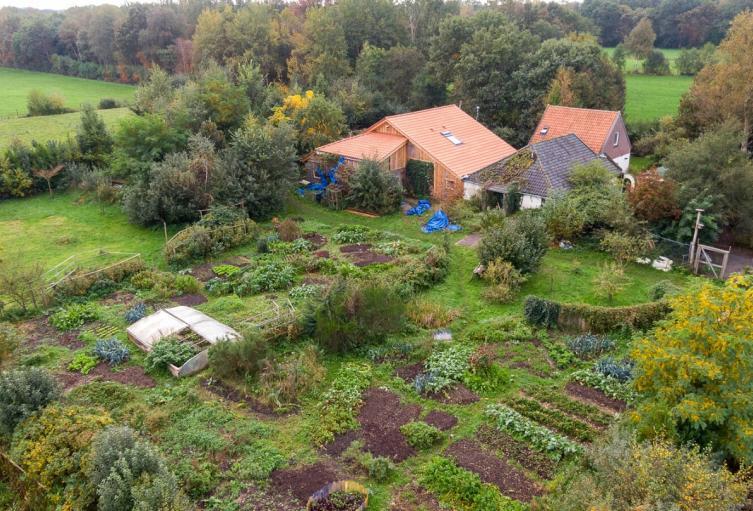 Granja en Drenthe