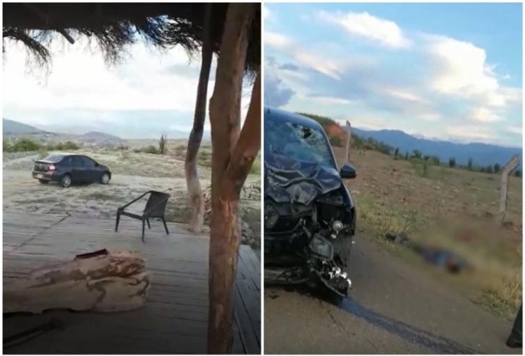 Accidente en el desierto de La Tatacoa