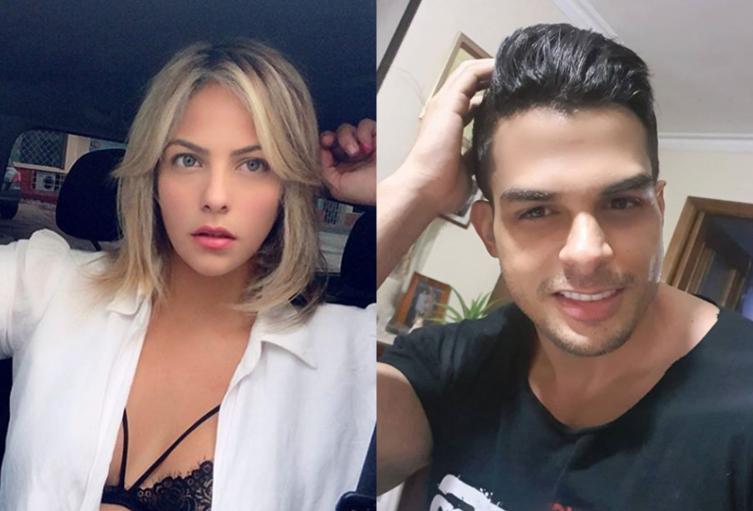 Laura Ojeda y Jonathan Fierro