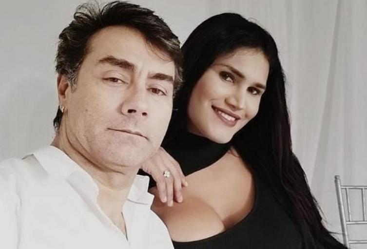 Mauro Urquijo y Maria Gabriela Isler