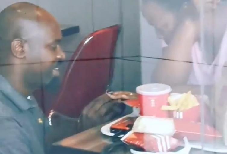 Compromiso en KFC