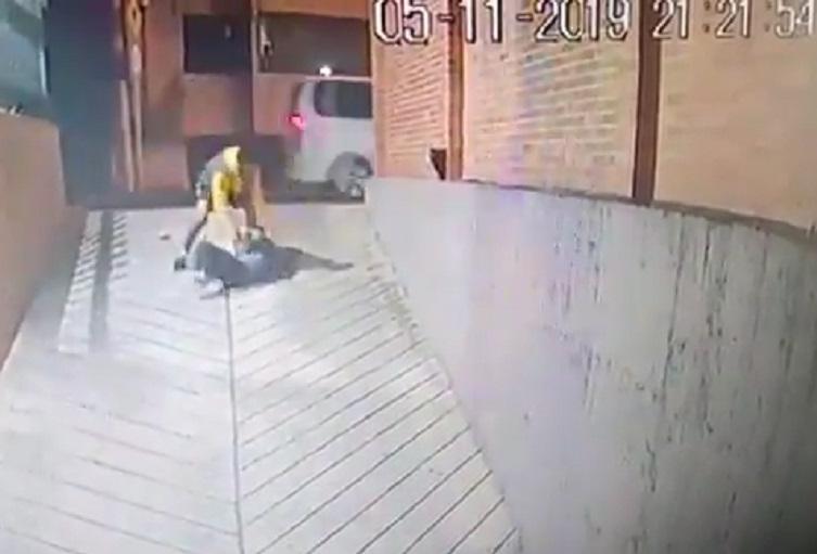 Robo en Chicó