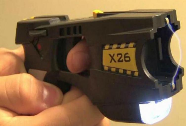 Pistola Teaser