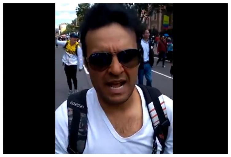 Julian Roman marcha