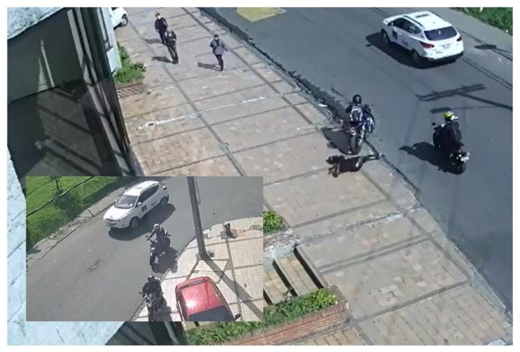Robo El Batán Bogotá