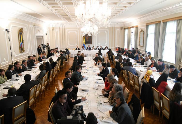 Reunión Comité del Paro
