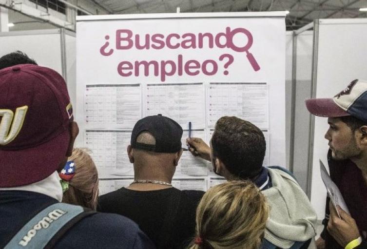 Desempleo en Ibagué.
