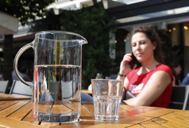 Escasez de agua. Imagen de referencia