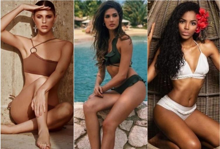 Candidatas latinoamericanas en Miss Universo 2019