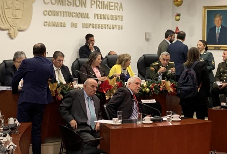 Enrique Peñalosa, alcalde de Bogotá en debate de control político por muerte de Dilan