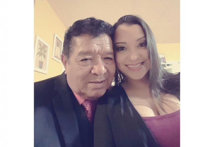 Yaykely López, la hija de Pastor López.