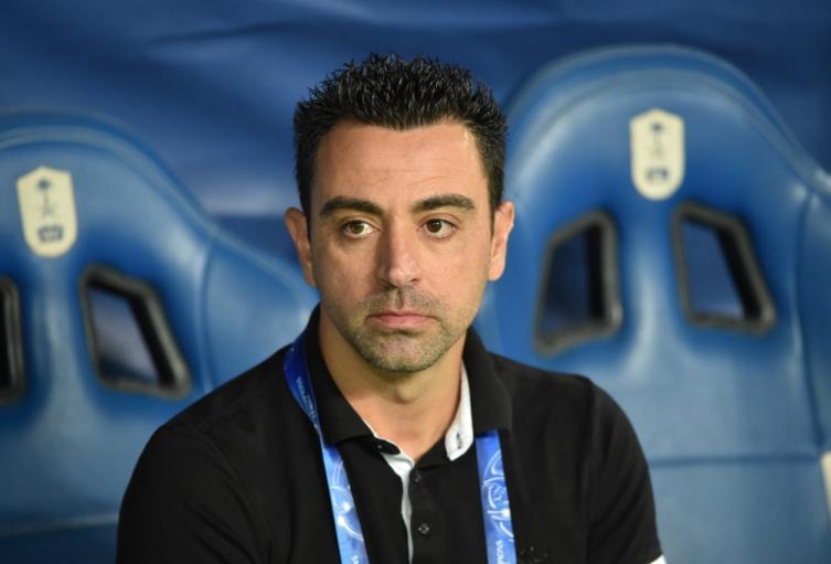 Xavi Hernández, FC Barcelona