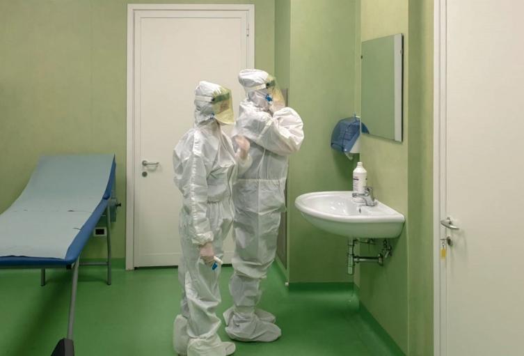 Limpieza de coronavirus