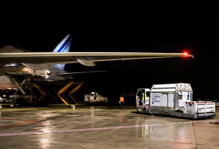 Avión de Air France