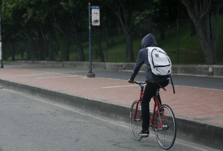 Robo de bicicletas en Soacha