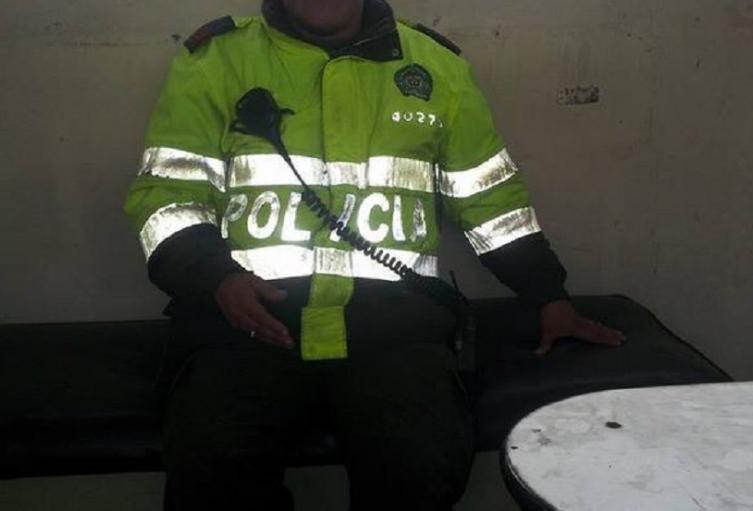 Patrullero de la Policía