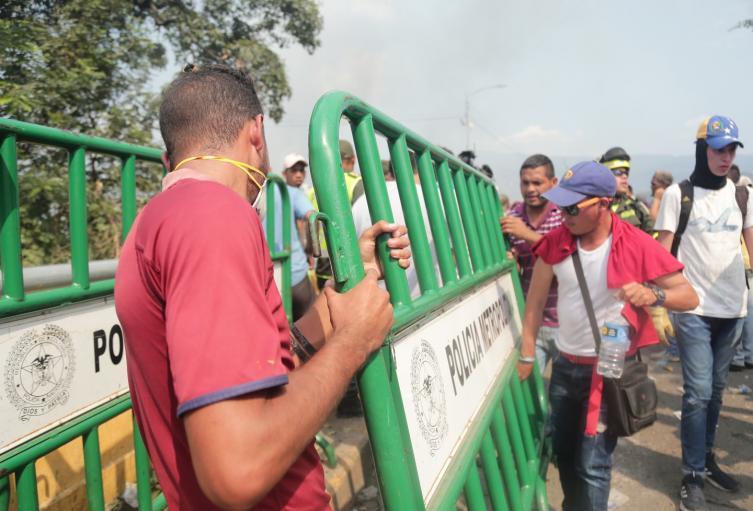 Regreso de venezolanos