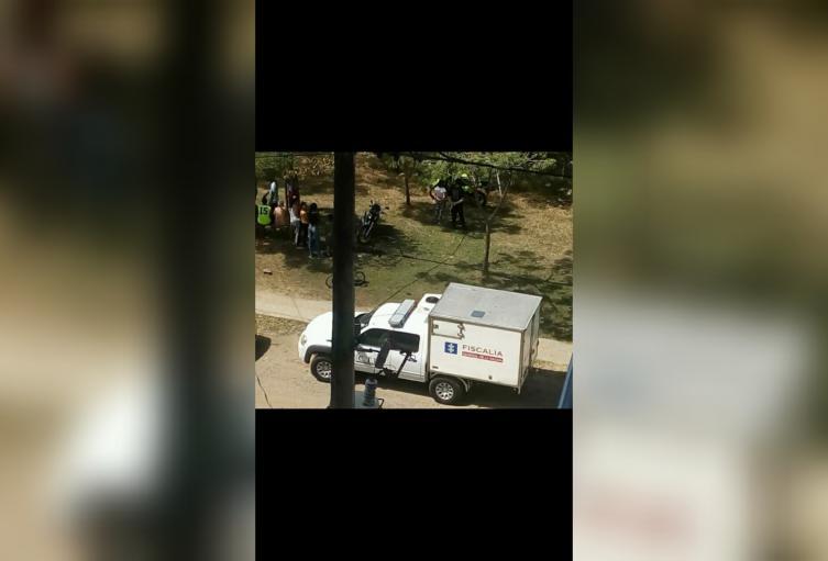 Homicidio en Bello, Antioquia